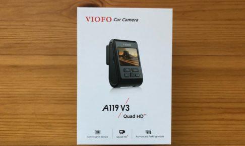 VIOFO A119V3
